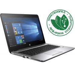 """Portatile HP EliteBook 840 G4 Core i5-7200U 14"""" QHD 8Gb SSD 256Gb usb3 Win10Pro"""