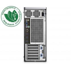 Workstation Dell Precision 5820 Xeon W-2102 32Gb SSD 512Gb Radeon Pro WX2100 Win10 Pro