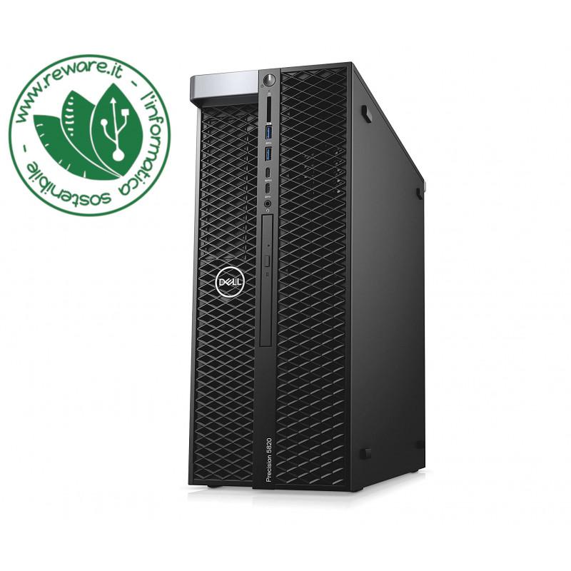 Workstation Dell Precision 5280 Xeon W-2102 32Gb SSD 512Gb Radeon Pro WX2100 Win10 Pro
