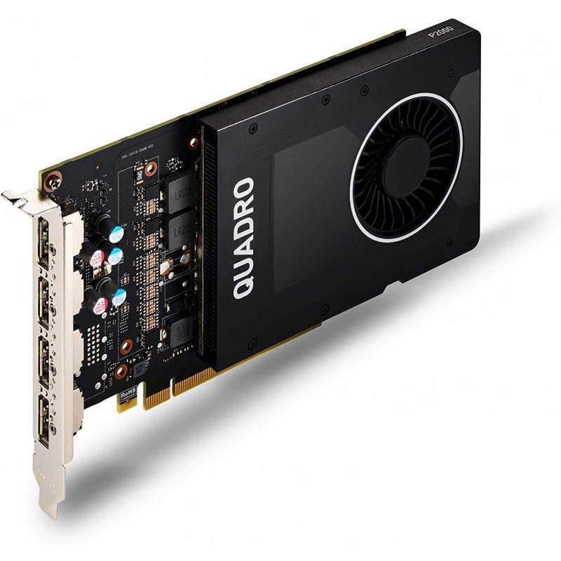 Upgrade scheda video da Radeon Pro WX2100 a Quadro P2000 5Gb