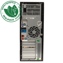 Workstation HP Z420 Xeon E5-1620 32Gb SSD 240Gb Quadro K620 Win10Pro