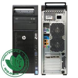 Workstation HP Z620 2X Xeon E5-2667 64Gb SSD 500Gb Quadro K2000 W10Pro