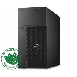 Workstation Dell Precision 3620 Xeon 1220v5 16Gb SSD 256Gb Quadro K620 Win10Pro