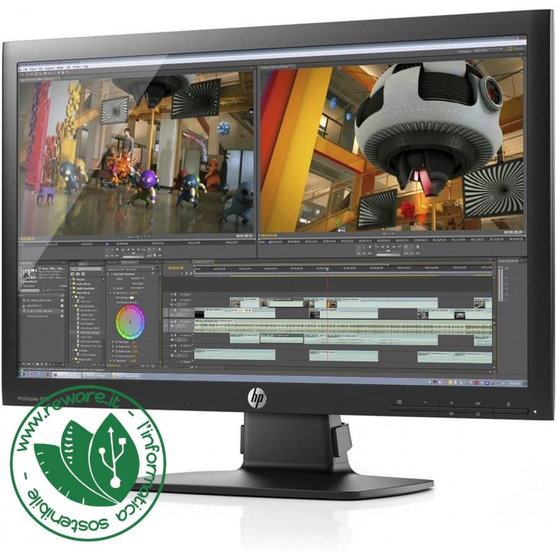 "Monitor LCD 22"" HP ProDisplay P221 FullHD 1920x1080 VGA DVI"