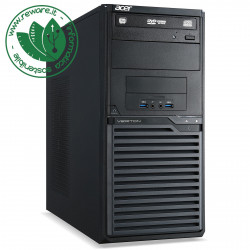 PC miditower Acer Veriton M2631 Intel Core i3-4130 8Gb SSD 240Gb dvd usb3 Win10 Pro