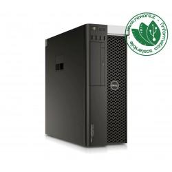 Workstation Dell Precision T7810 2X Xeon E5-2650v3 32Gb SSD 500Gb Quadro M2000 W10Pro