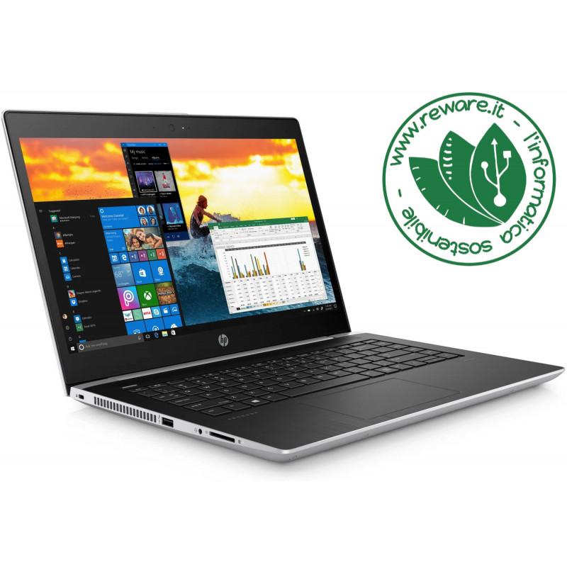 "Portatile HP ProBook 440 G5 Core i5-7200U 14"" 8Gb SSD 256Gb usb3 Win10 Pro"