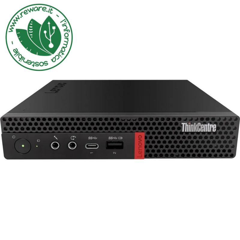 Lenovo ThinkCentre M920x minipc Core i5-8400 8Gb SSD 256Gb usb3 Windows 10 Pro