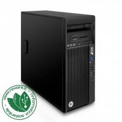 Workstation HP Z230 Xeon 1225v3 16Gb SSD 256Gb Quadro K600 Win10Pro